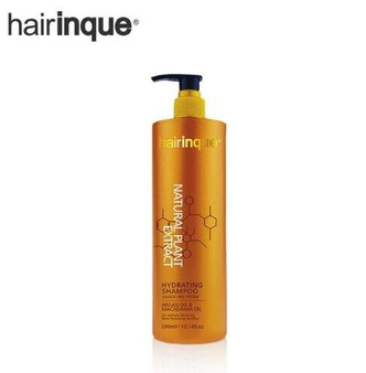 HAIRINQUE HAIRINQUE PROFESSIONAL DAILY SHAMPOO ARGAN and MACADAMIA OIL 10.14 fl oz 300 ml