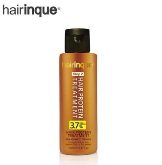 HAIRINQUE HAIRINQUE PROFESSIONAL KERATIN TREATMENT FORMULA 3.7percent 3.3 fl oz 100 ml