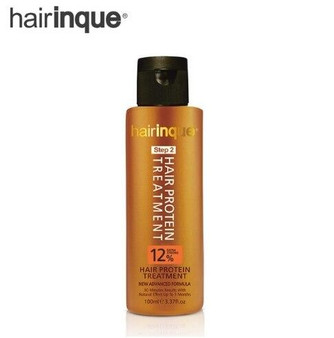 HAIRINQUE HAIRINQUE PROFESSIONAL KERATIN TREATMENT FORMULA 12percent 3.3 fl oz 100 ml
