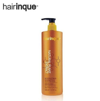 HAIRINQUE HAIRINQUE PROFESSIONAL DAILY SHAMPOO ARGAN and MACADAMIA OIL 16.9 fl oz 500 ml