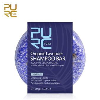 PURC ORGANIC DAILY DRY SHAMPOO BAR LAVENDER 1.92 oz 60 g