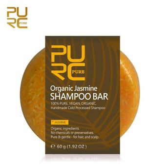 PURC ORGANIC DAILY DRY SHAMPOO BAR JASMINE 1.92 oz 60 g