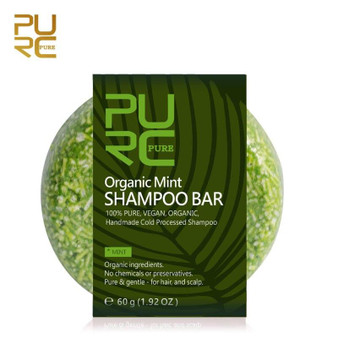 PURC ORGANIC DAILY DRY SHAMPOO BAR MINT 1.92 oz 60 g