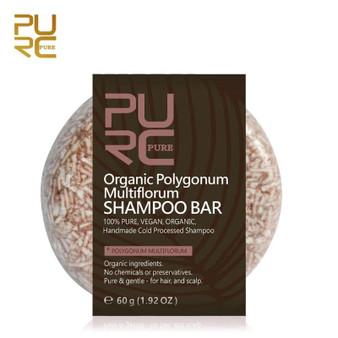 PURC ORGANIC DAILY DRY SHAMPOO BAR FLOWERS 1.92 oz 60 g