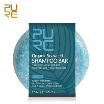 SHAMPOO BAR ORGANIC DAILY DRY SHAMPOO BAR SEAWEED 1.92 oz 60 g