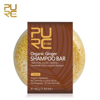 PURC ORGANIC DAILY DRY SHAMPOO BAR GINGER 1.92 oz 60 g