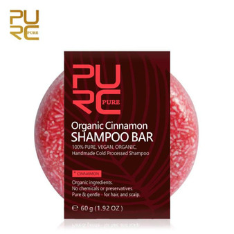 PURC ORGANIC DAILY DRY SHAMPOO BAR CINNAMON 1.92 oz 60 g