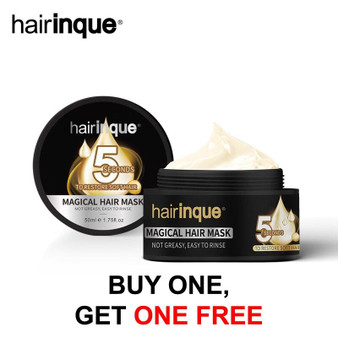 HAIRINQUE HAIRINQUE 5 KERATIN MAGICAL TREATMENT 50ML - ⭐⭐⭐⭐⭐ BUY 1, GET 1 FREE