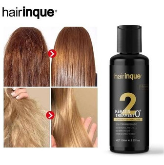 HAIRINQUE HAIRINQUE KERATIN TREATMENT NEW FORMULA 3.38 fl oz 100ml