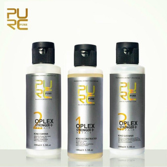 PURC OPLEX-OPALEX BOND REPAIR CONNECTIONS OF DAMAGED HAIR, STRENGTHEN HAIR TOUGHNESS AND ELASTICITY HAIR TREATMENT