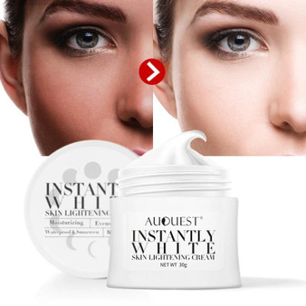 AUQUEST AUQUEST WHITENING CREAM and FRECKLES REMOVER