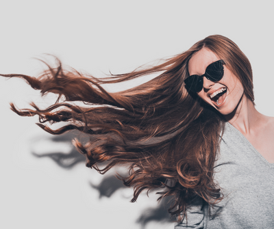 12 TIPS TO GOOD HAIR AND A HEALTHY SCALP
