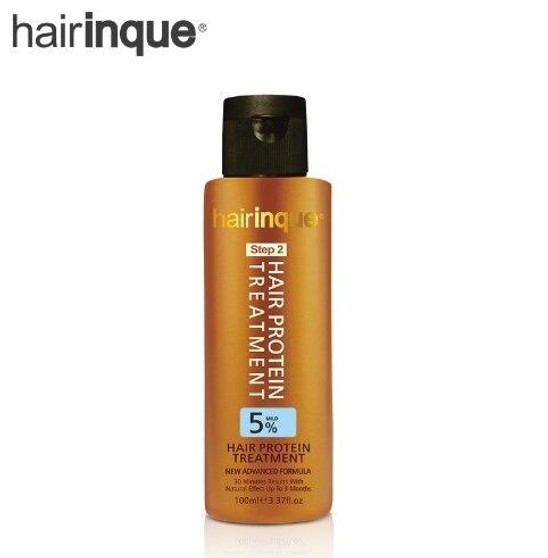 HAIRINQUE HAIRINQUE PROFESSIONAL KERATIN TREATMENT FORMULA 5percent 3.3 fl oz 100 ml