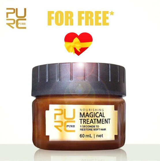 MAGICAL TREATMENT 1 FOR FREE KERATIN MASK MAGICAL TREATMENT 60ML See rules