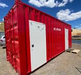 Custom Built Containerised Ice Rooms