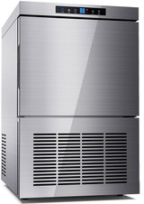 THE NEW EZI-ICE SELF CONTAINED CUBE ICE MAKER