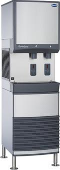 E25FB425A-S Symphony Plus Ice & Water Freestanding Dispenser