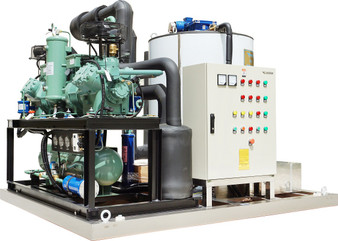 FF10AS - Evaporator & Compressor