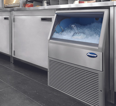 Self-Contained Chewblet Ice Maker Perfect for Deli's, Restaurants, Kiosks, Coffee Shops, Bars and Physical Therapy