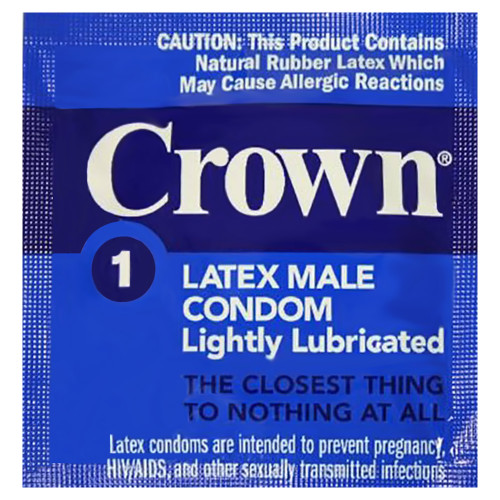 Crown Condoms Wholesale