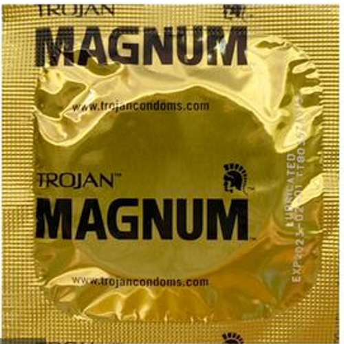 Trojan Magnum Condoms Bulk