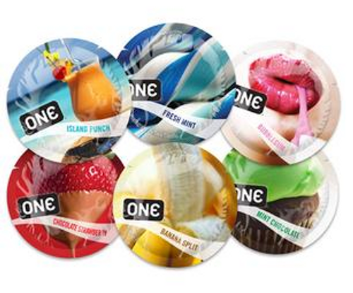ONE Flavor Waves Bulk Condoms Wholesale