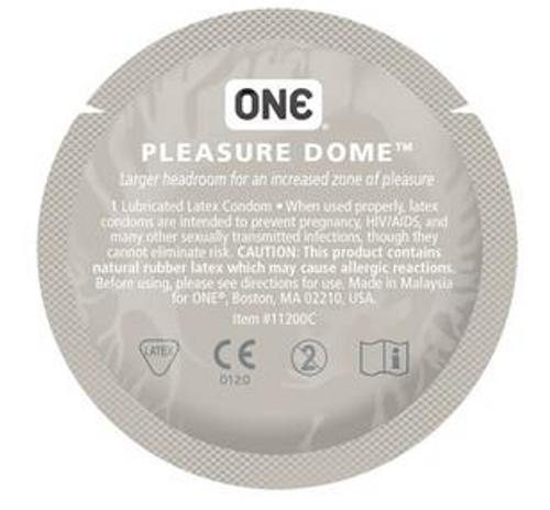 ONE Pleasure Dome Bulk Condoms