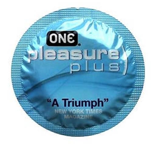 ONE Pleasure Plus BULK Condoms