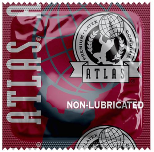 Atlas Non-Lubricated Bulk Condoms