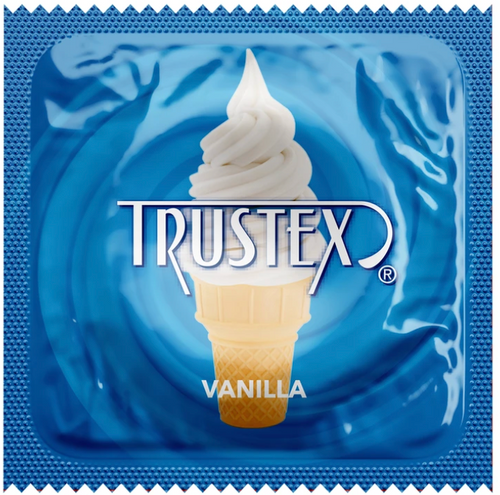 Trustex Vanilla Bulk Condoms Wholesale
