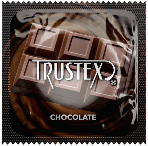 Trustex Flavored Condoms Chocolate Wholesale
