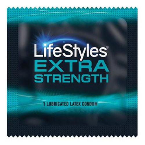LifeStyles Extra Strength Condoms