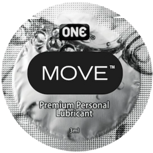 ONE Move 3ml BULK Lubricant Packet
