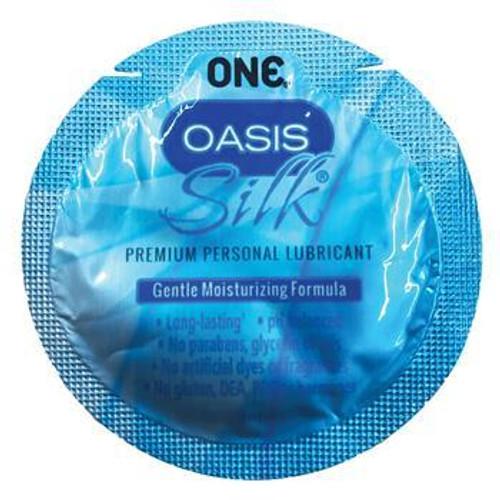 Oasis Silk Individual Use 3ml Bulk Lubricant