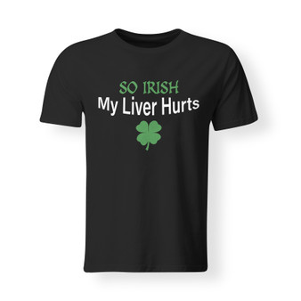 tee, t-shirt, apparel, mens, unisex, cotton, st. patricks day, funny