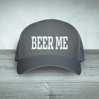 Hat, Black, Beer, Snapback, Funny
