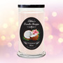 Coconut,  rum, vanilla, candle, home decor, gift, jar, jar candle, fragrant, classic