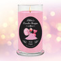Pink Sugar, Cotton Candy, sweet, candle, home decor, gift, jar, jar candle, fragrant, classic