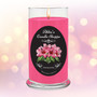Honeysuckle, Flower, Floral, sweet scented, candle, home decor, gift, jar, jar candle, fragrant, classic