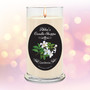 Gardenia, Flower, Floral, sweet scented, candle, home decor, gift, jar, jar candle, fragrant, classic