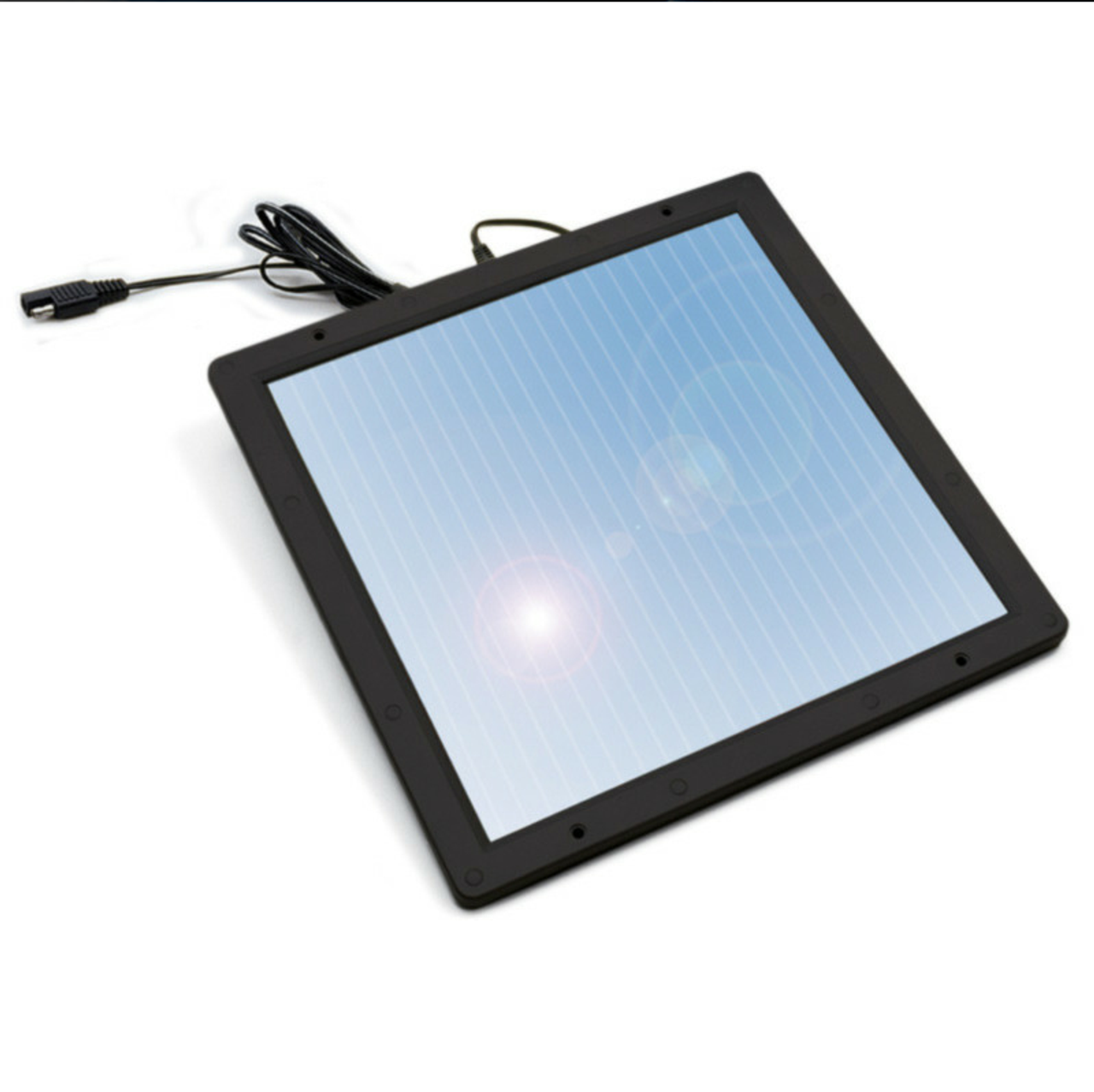 5-Watt Solar Power Trickle Charger