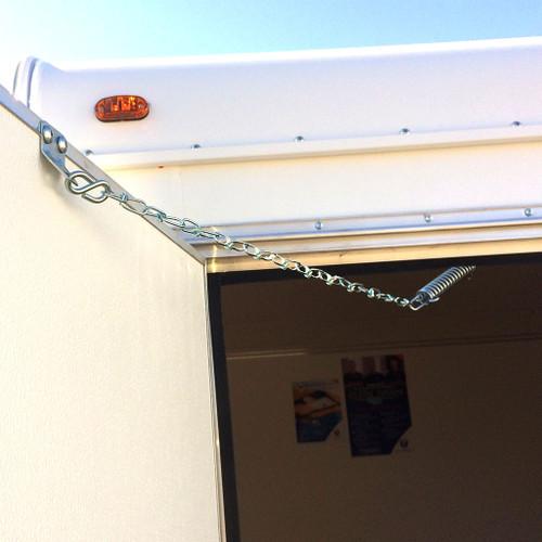 Stanley Hardware Zinc Plated Chain Doorstop 2