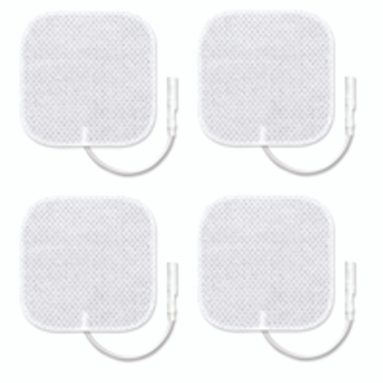 """Replacement Electrodes Deluxe Size 2""""x2"""" (4 pcs.)"""