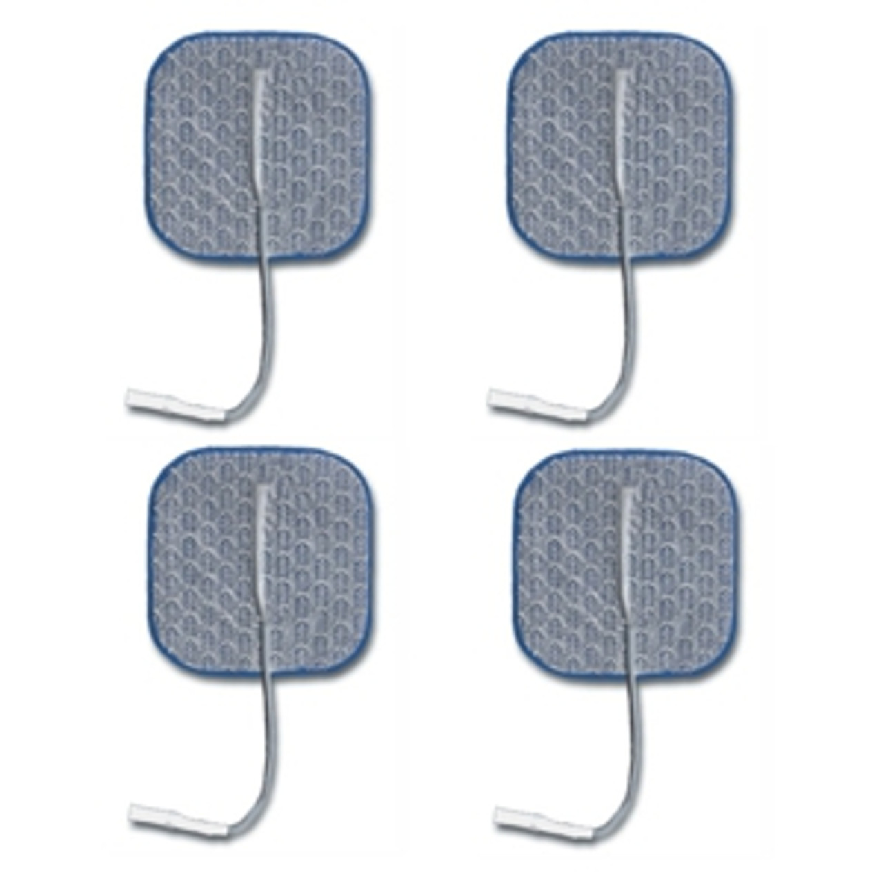 "Replacement Electrodes Sensitive Skin - Size 2""x2"" (4 pcs.)"