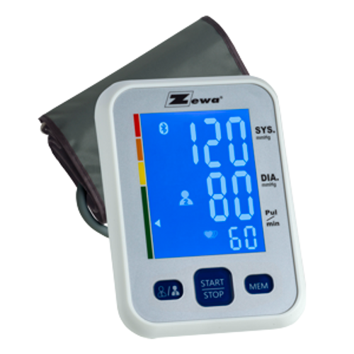 Blood Pressure Monitor - Premium