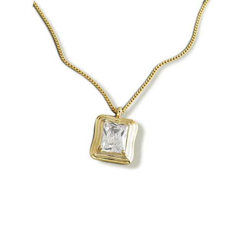 """""""Selcouth"""" Pendant Necklace"""