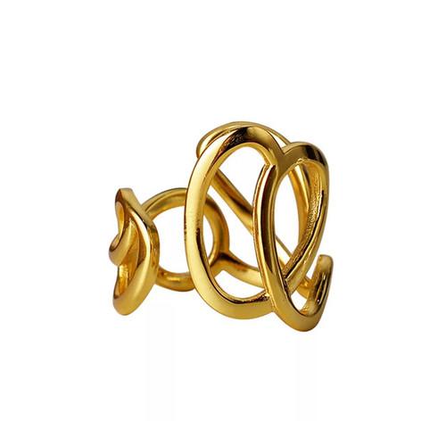 """""""Nefelibata"""" Abstract Ring"""