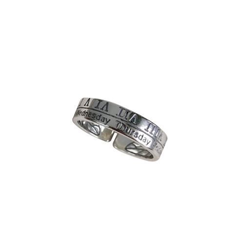 """""""Kairos"""" Ring"""