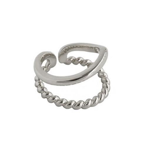 """Caelum"" Double Ring"