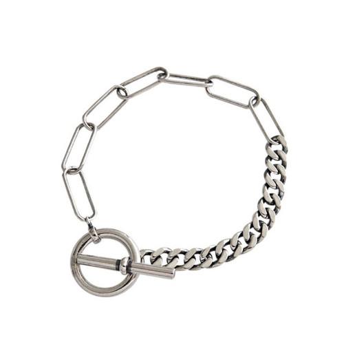 """""""Shoshin"""" Dual Bracelet Silver"""